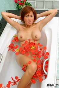sexy asian model
